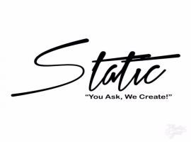 "Static ""You Ask, We Create!"""